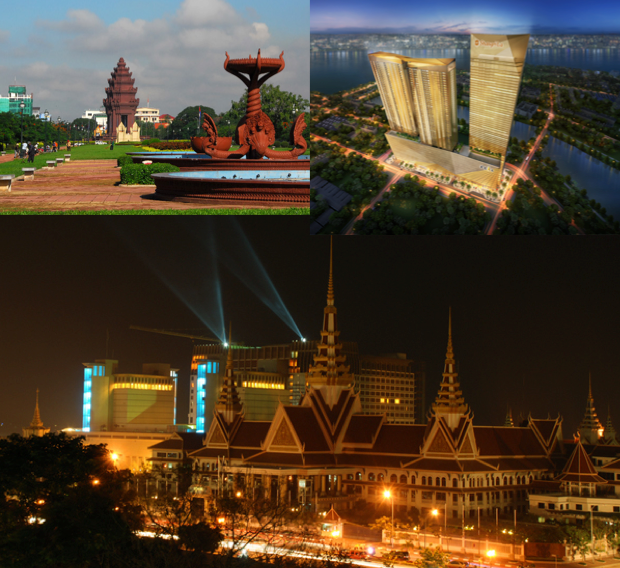 Best Location In Phnom Penh
