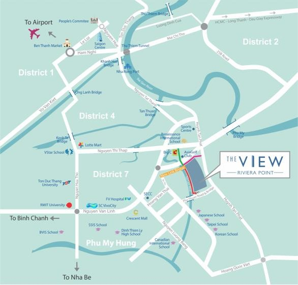 the-view-location-map