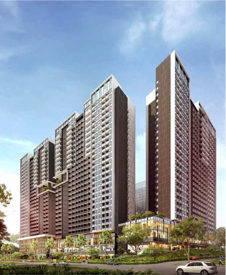 Oxley Convention City Batam Oxley Residences