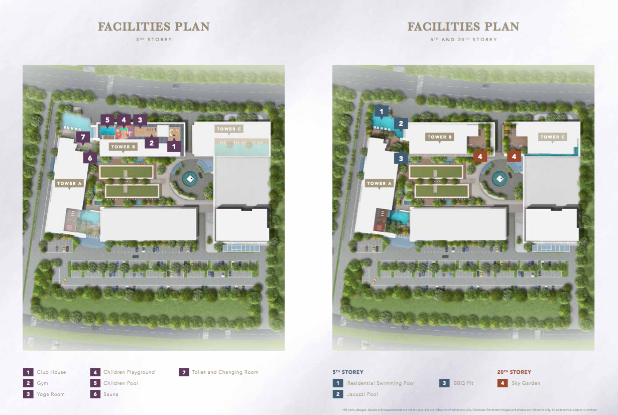 Oxley-Residences-Facilities-Plan