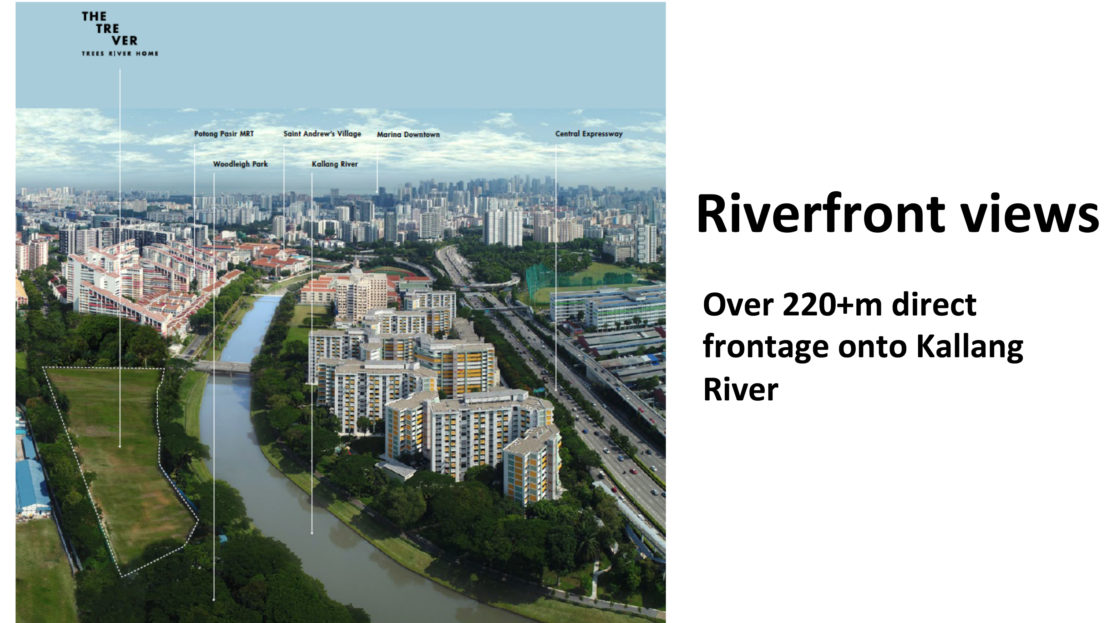 Tre Ver Residences By The River