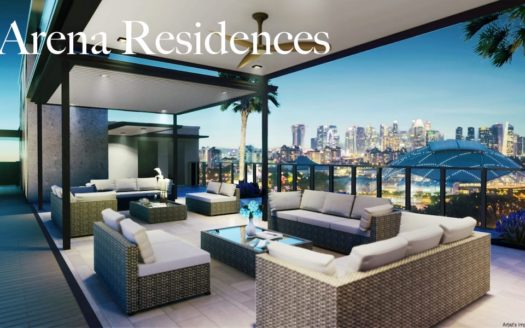 Arena Residences View