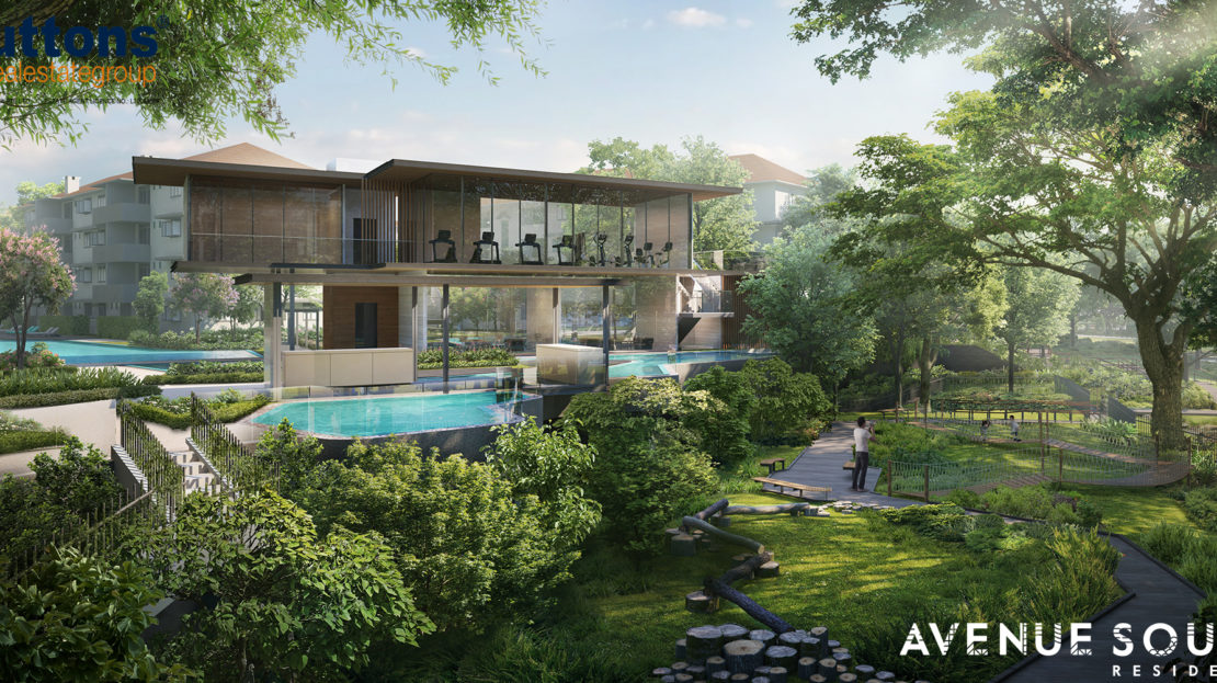 The Oasis at Avenue South Residence